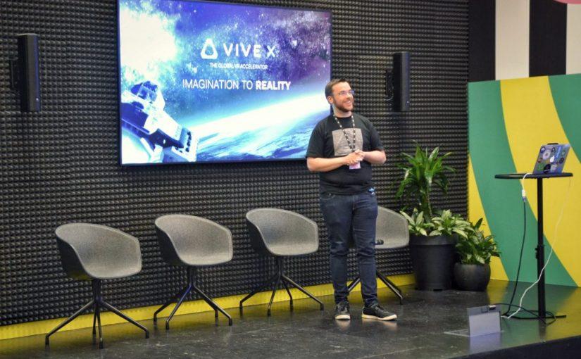 VIVE X opens European Accelerator