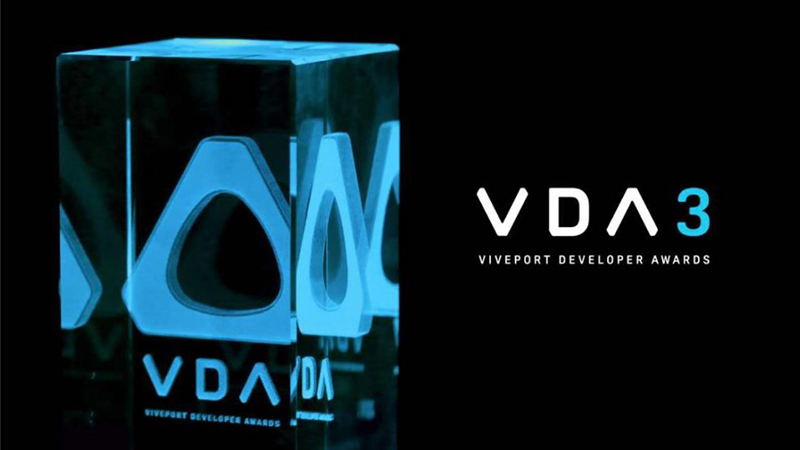 Third Annual Viveport Developer Awards Submissions Open Today