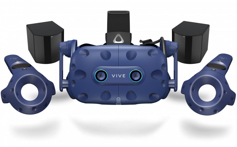 Setting a New Standard for Enterprise Virtual Reality, VIVE Pro Eye is Now Available in North America