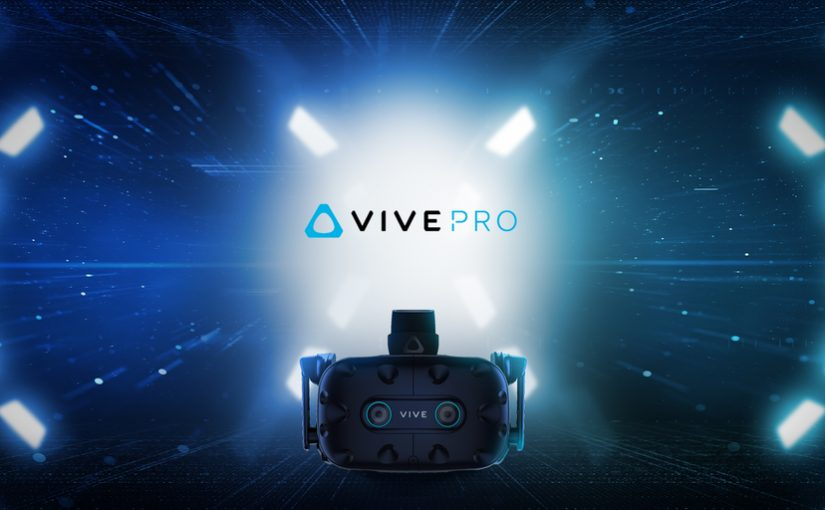 VIVE Pro Eye Simplifies Research Applications Involving Visual Attention