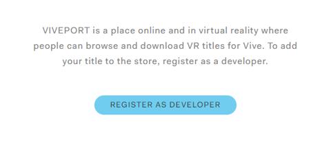 VIVEPORT Submission Guide - VIVE Developer Resources
